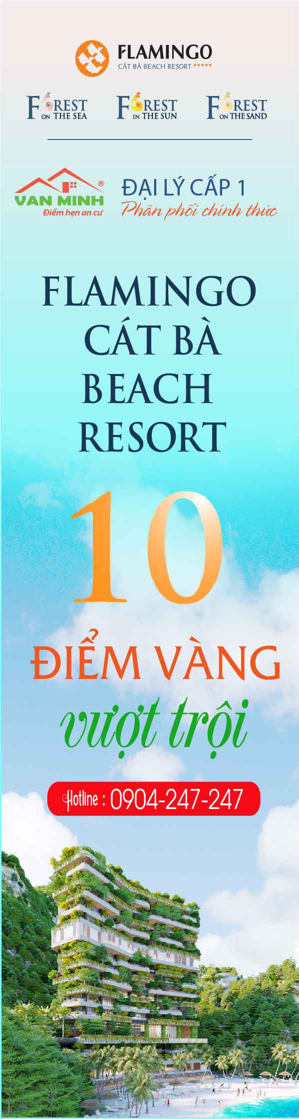 Flamingo Cát Bà Beach Resort